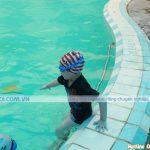 Bơi lội giúp hình thành kỹ năng, phẩm chất tốt ở trẻ