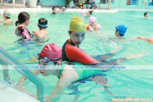 Tác dụng của bơi lội