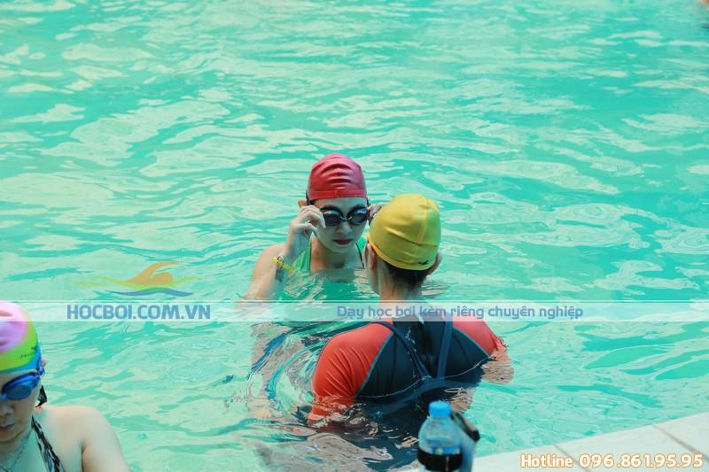 Tác dụng của bơi lội đối với cuộc sống con người - Hapu Swimming