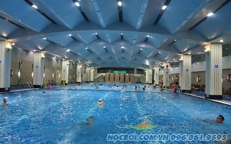 Lợi ích từ bể bơi nước mặn Hapulico