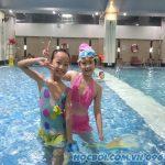 Chất lượng lớp học bơi tại bể bơi Hapulico