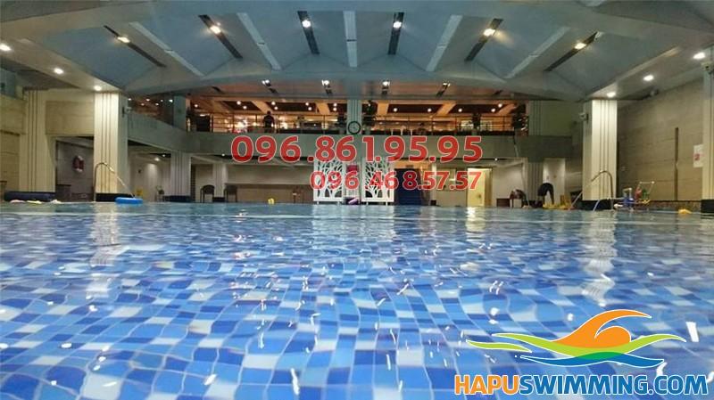 Học bơi tại Hapulico để lấy lại vóc dáng hấp dẫn sau sinh - 01