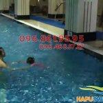 Hà Nội, đơn vị nào dạy bơi bể Hapulico chất lượng, chuyên nghiệp?