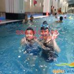 Hapu Swimming địa chỉ dạy học bơi kèm riêng chất lượng nhất