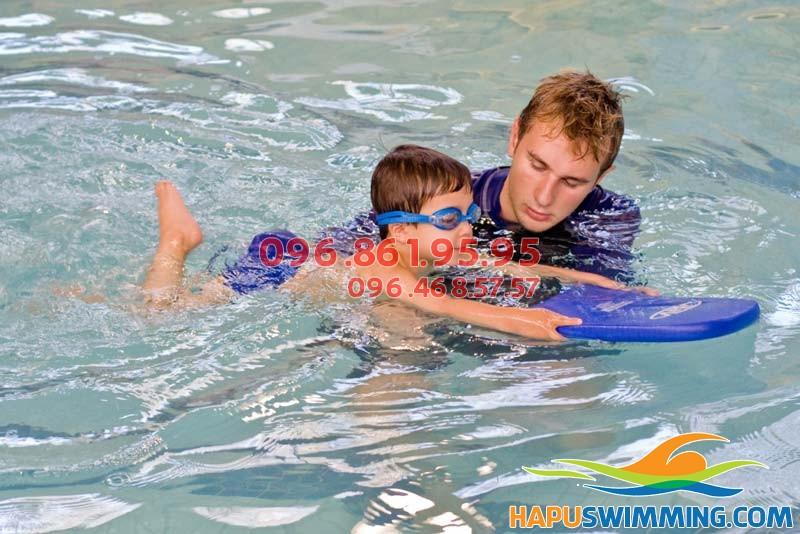 Hapu Swimming trung tâm dạy học bơi kèm riêng uy tín, chuyên nghiệp