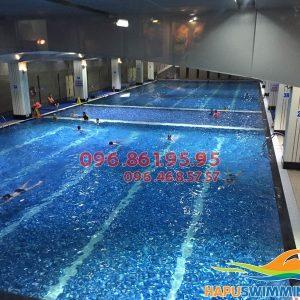 Học bơi bể bơi Hapulico để tăng cường sức khỏe