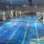 Cải thiện sức mạnh cơ bắp với khóa học bơi bể Hapulico ở Hapu Swimming