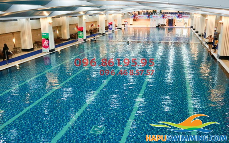 Hapu Swimming- trung tâm dạy bơi tại Hapulico chất lượng cao