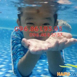 Khởi nguồn đam mê bơi lội cùng Hapu Swimming