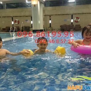 Hapu Swimming mang lại mùa hè thiết thực nhất cho trẻ
