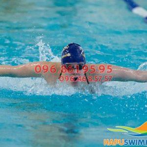 Học bơi – Giải pháp nâng cao sức khỏe tuyệt vời nhất