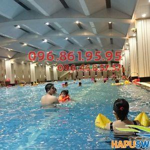 Lớp học bơi chuyên nghiệp tốt nhất Hà Nội