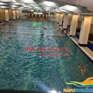 Dạy học bơi Hapulico giá rẻ, chất lượng tốt