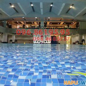 Trung tâm nào có môi trường thực hành bơi tốt nhất?