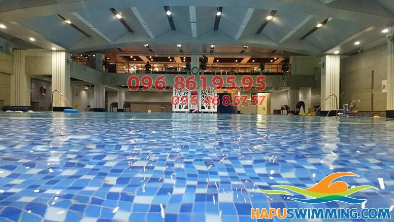 Vì sao các học viên đam mê bơi lội lại thích học bơi tại Hapu Swimming?
