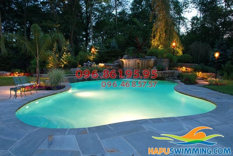 Cách đặt bể bơi trong nhà giúp hút trọn tài lộc