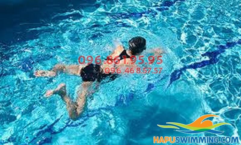 Bơi ếch tại Hapulico giá rẻ