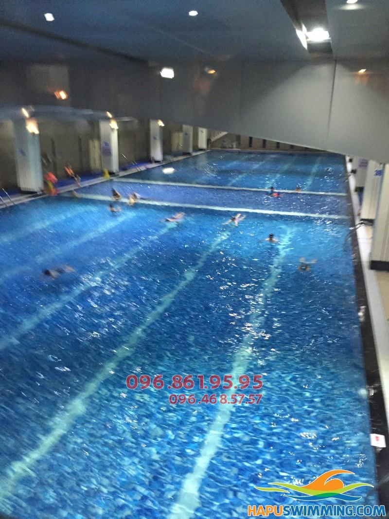 Học bơi mùa đông có đắt không?!