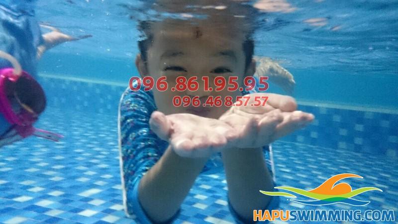 Giá vé bể bơi Hapulico 2017