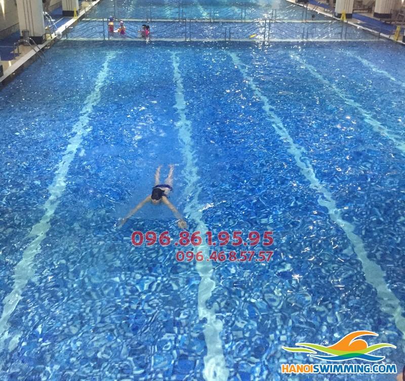 Bỏ túi kinh nghiệm khi đi bơi tại Hapulico