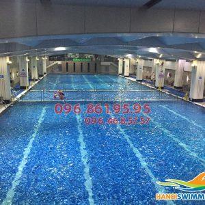 Khám phá những tiện ích tại bể bơi Hapulico