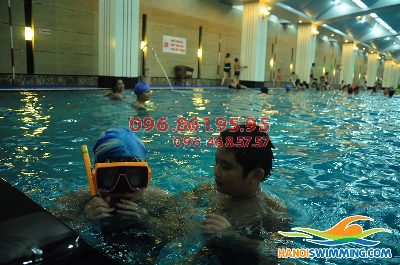 Lợi ích của bơi ếch bể Hapulico