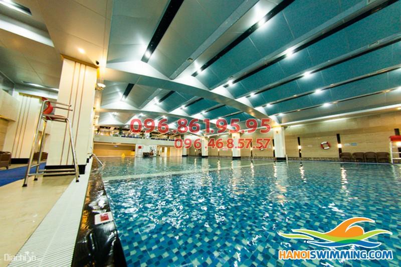 Những điều cần biết về bể bơi Hapulico