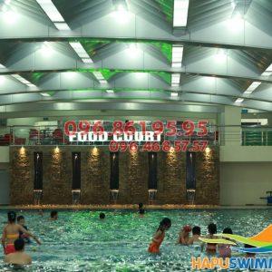 Những điều cần biết về lớp học bơi bể Hapulico 2017