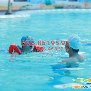 Các bước học bơi cơ bản