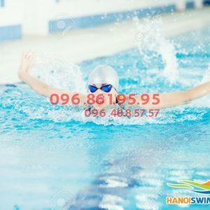 Lợi ích khi tham gia học bơi bướm bể Hapulico
