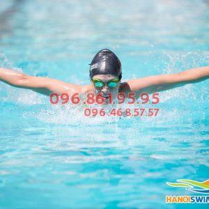 Mách bạn địa chỉ học bơi bướm chuyên nghiệp, chất lượng nhất