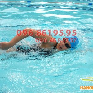 Ưu điểm nổi bật của lớp học bơi sải bể Hapulico