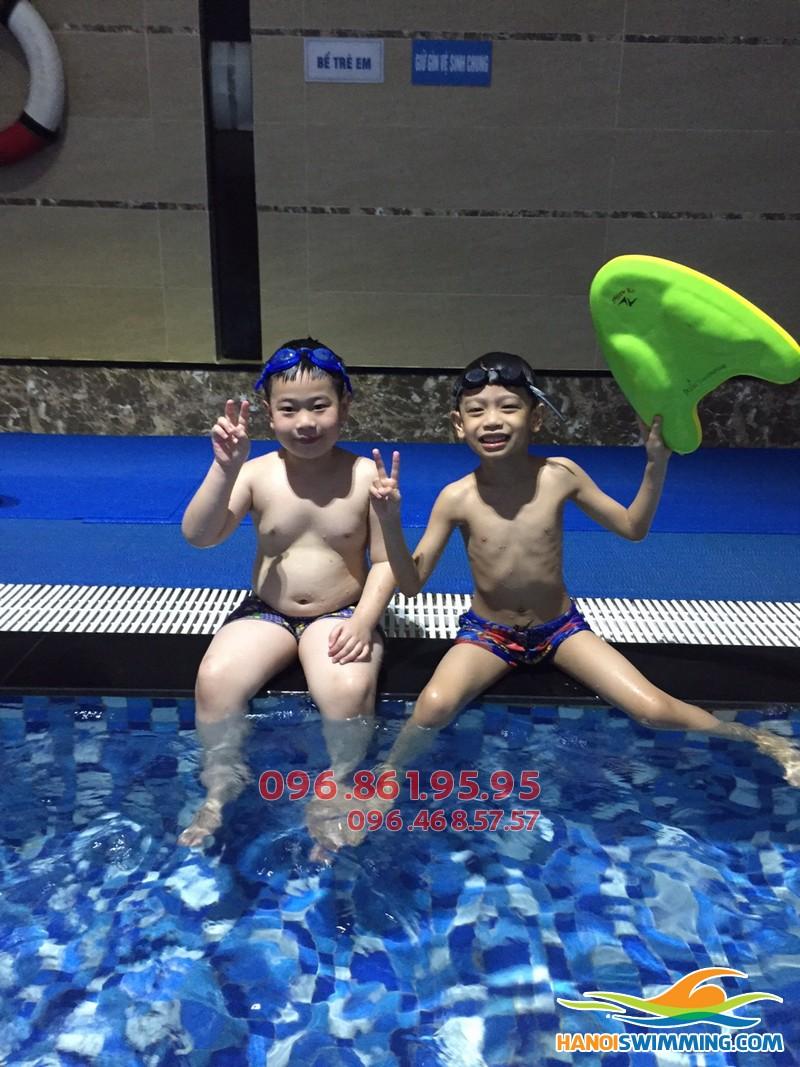 Hà Nội Swimming: Trung tâm dạy học bơi số 1 tại Hà Nội