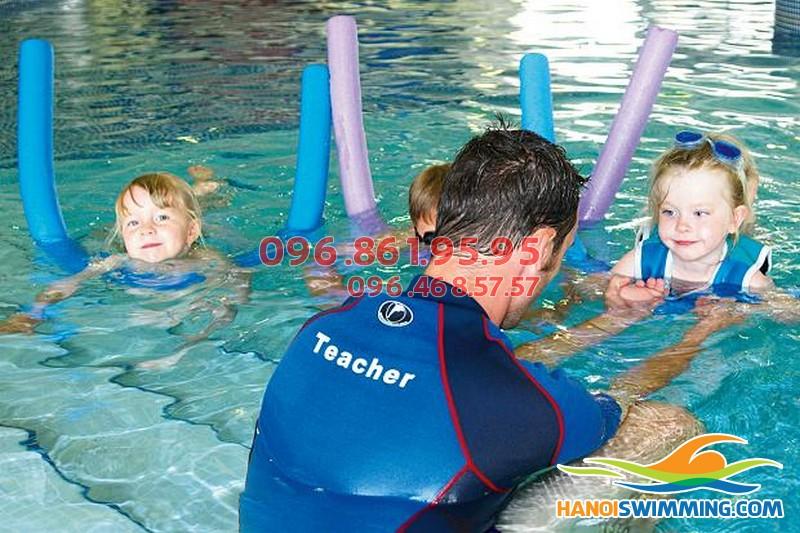 Ý nghĩa của việc học bơi