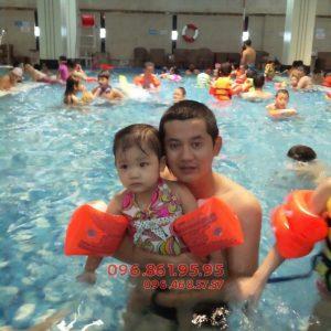Địa chỉ học bơi kèm riêng uy tín nhất khu vực Vũ Trọng Phụng