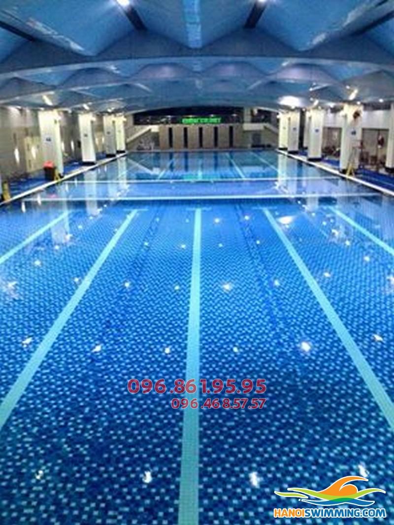 Mách bạn địa chỉ bơi lội tốt nhất cho bà bầu