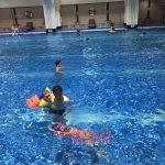 Một số lưu ý trong khi bơi lội cùng hướng dẫn viên Hapulico