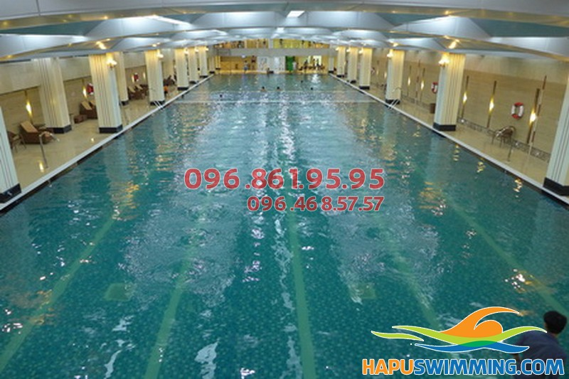 Đừng bỏ lỡ 3 lợi ích của học bơi mùa đông tại Hapulico