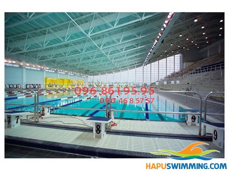 Cung thể thao dưới nước, Mỹ Đình, Hà Nội