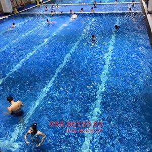 Ưu đãi lớn khi đăng ký học bơi mùa đông bể bơi nước nóng Hapulico 2017