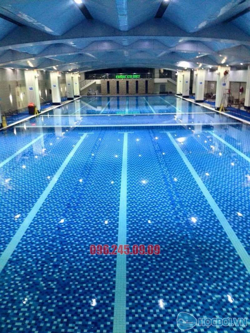 điểm thực hành bơi tốt nhất cho trẻ em tại Hà Nội
