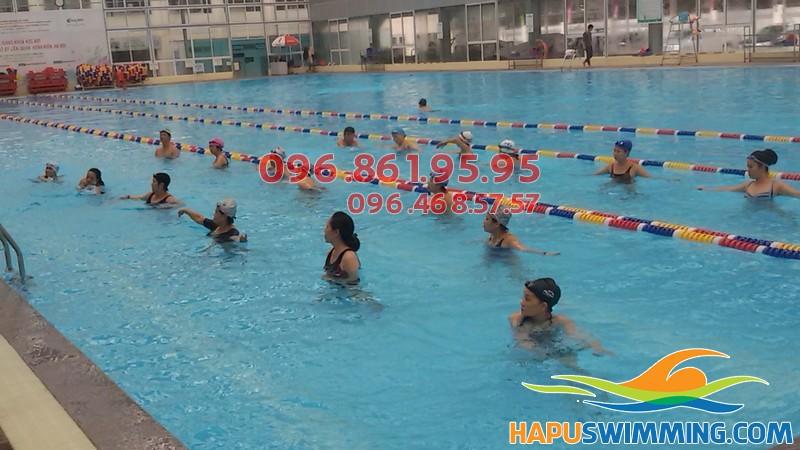 Top 10 bể bơi tốt nhất phục vụ cho hè 2018 - Bể bơi Tăng Bạt Hổ