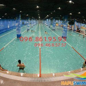 Bể bơi Time city