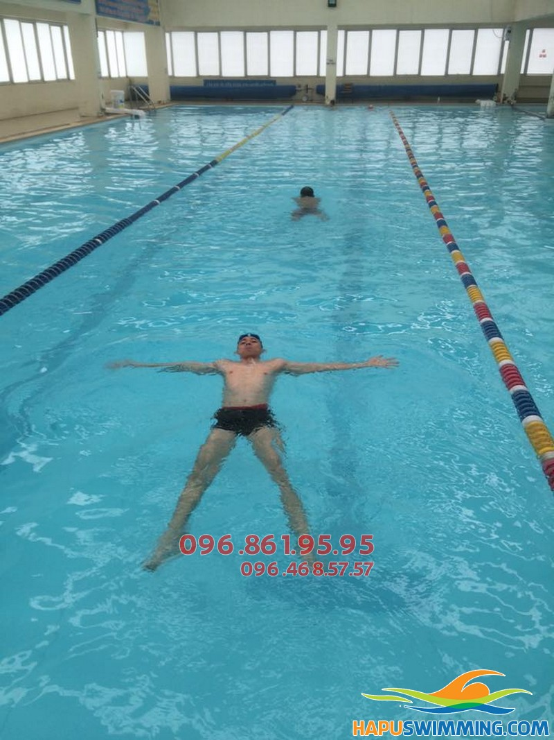 Bể bơi số 6 Tôn Thất Thuyết, Cầu Giấy, Hà Nội