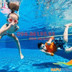 Mỗi kiểu bơi có tác dụng hỗ trợ phát triển chiều cao khác nhau