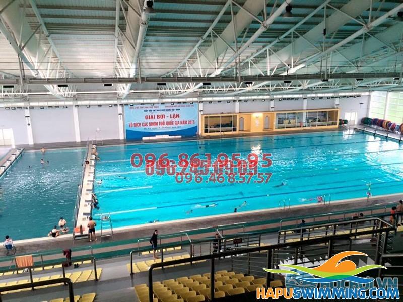 Tổng hợp địa chỉ, giá vé bể bơi tốt nhất Hà Nội hè 2019