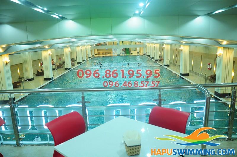 Top 3 bể bơi Vip Hà Nội được giới trẻ yêu thích nhất