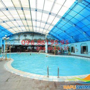 Học bơi hiệu quả tại bể bơi Bảo Sơn