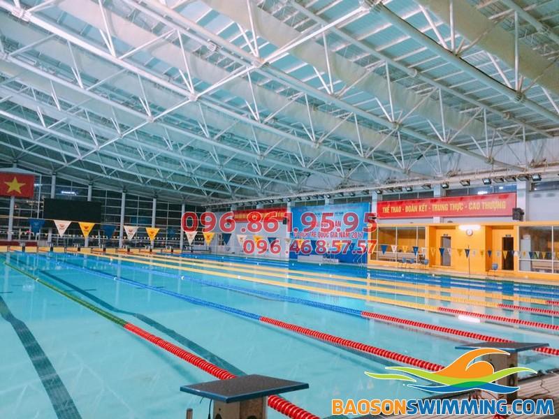 Bể bơi Mỹ Đình, Lê Đức Thọ, Từ Liêm, Hà Nội