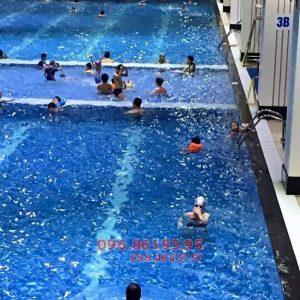 Bể bơi Hapulico địa chỉ, giờ mở cửa, giá vé bể bơi Hapulico 2018